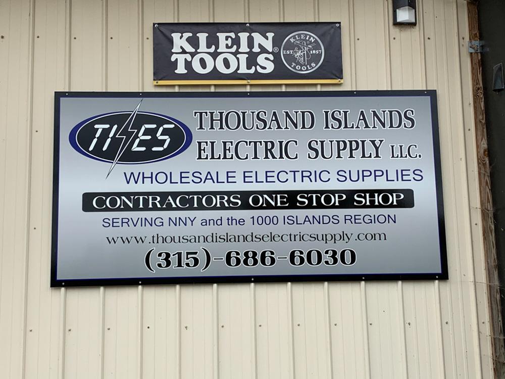 TIES Store Front