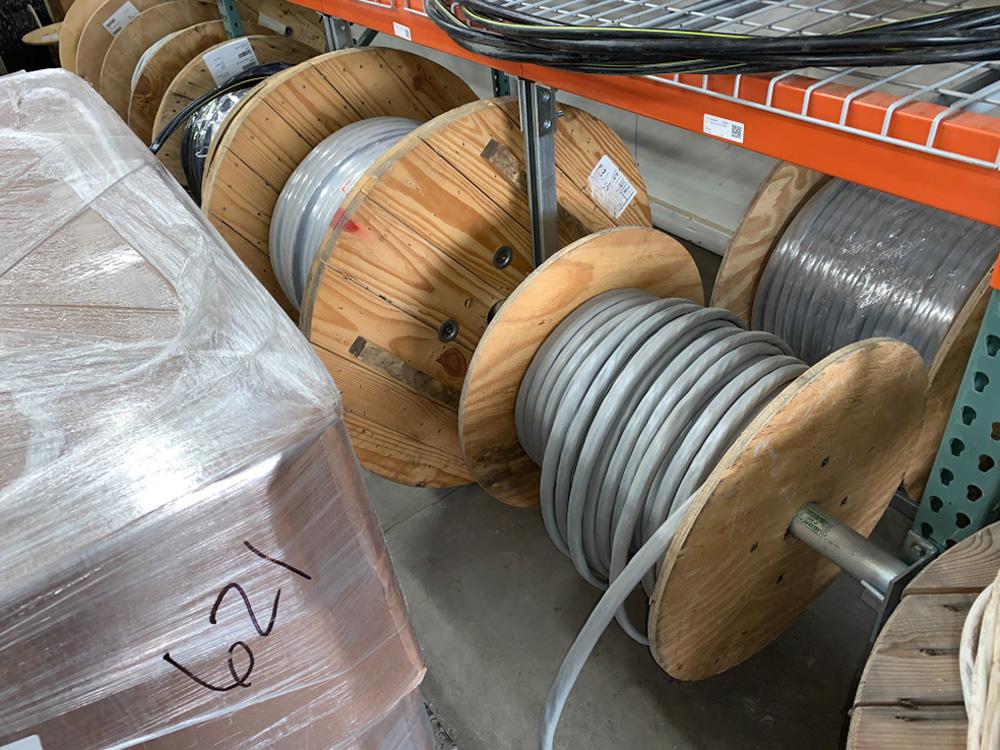 SEU, SER, URD Cable